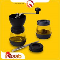 آسیاب دستی گتر - خرید آسیاب - قهوه ناب - ایرناب