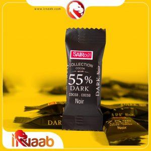 شکلات 55% سایرو
